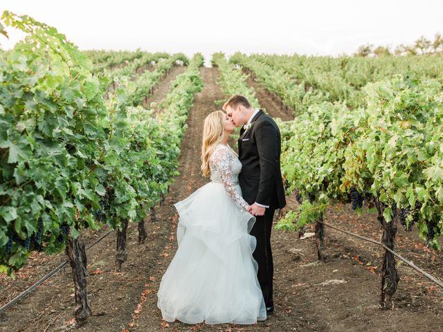 Trevor and Gabby's Wedding in Hollister, California 38