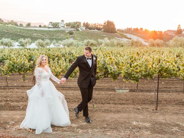 Trevor and Gabby's Wedding in Hollister, California 40