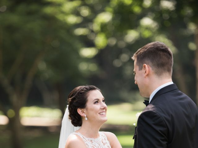 Nick and Carlye's Wedding in Indianapolis, Indiana 4
