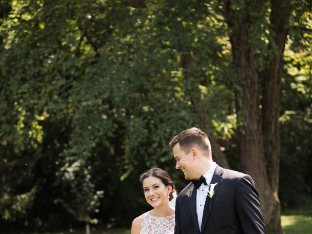 Nick and Carlye's Wedding in Indianapolis, Indiana 7