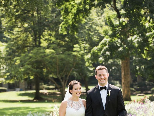 Nick and Carlye's Wedding in Indianapolis, Indiana 8