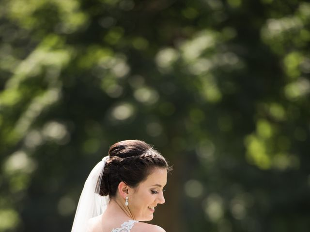 Nick and Carlye's Wedding in Indianapolis, Indiana 10