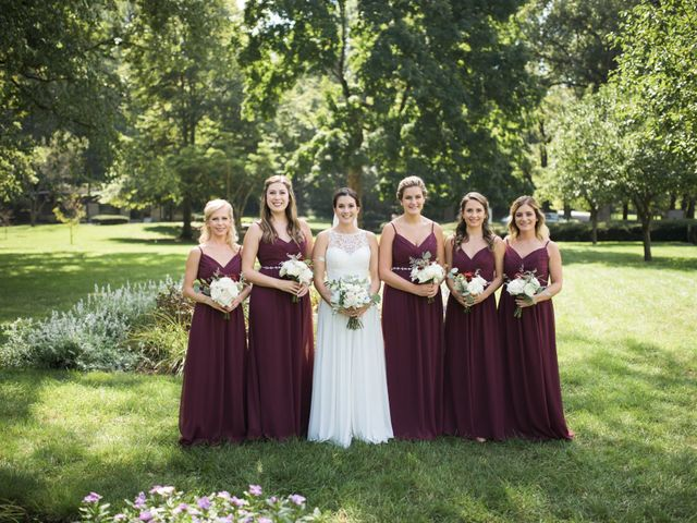 Nick and Carlye's Wedding in Indianapolis, Indiana 3