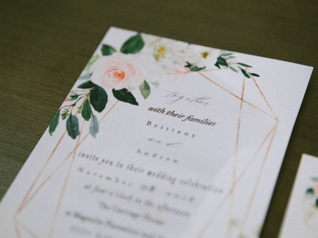 Andrew and Brittany's Wedding in Charleston, South Carolina 17