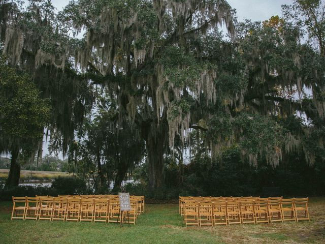 Andrew and Brittany's Wedding in Charleston, South Carolina 19