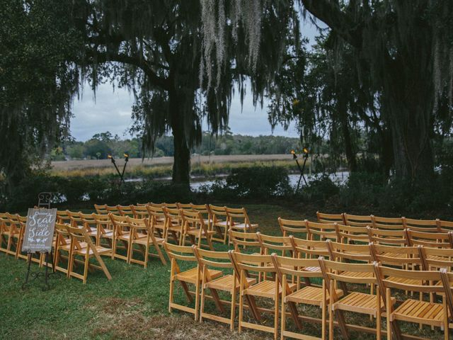 Andrew and Brittany's Wedding in Charleston, South Carolina 22