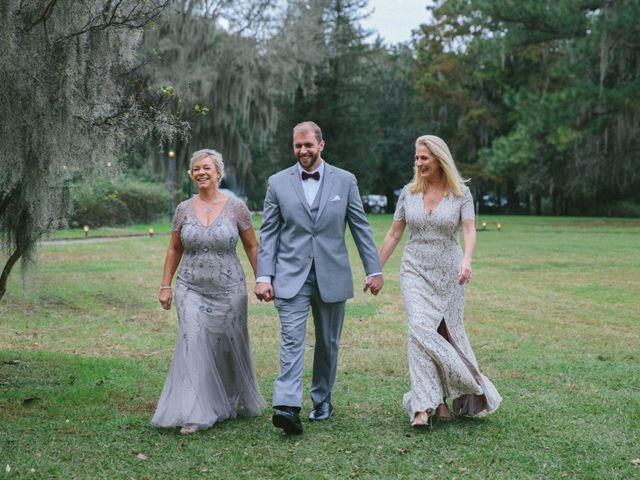 Andrew and Brittany's Wedding in Charleston, South Carolina 40