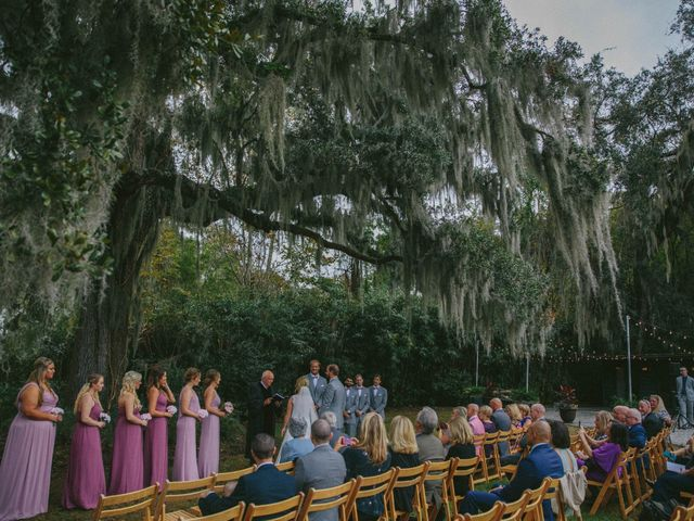 Andrew and Brittany's Wedding in Charleston, South Carolina 46