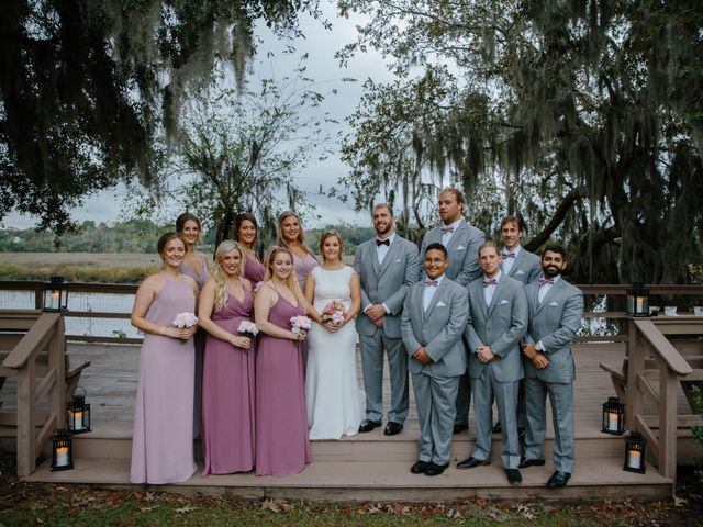 Andrew and Brittany's Wedding in Charleston, South Carolina 53