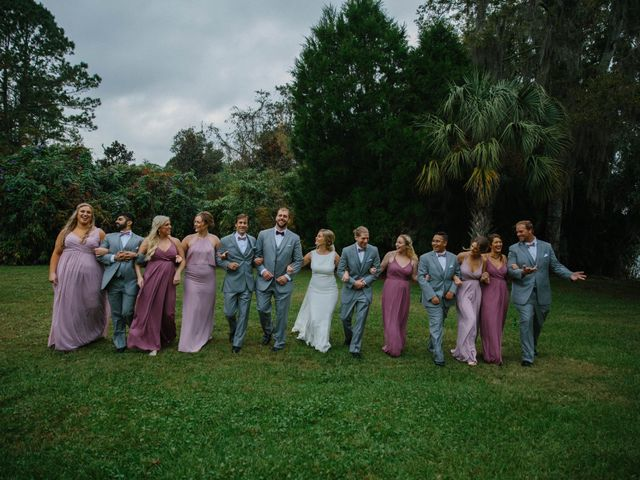 Andrew and Brittany's Wedding in Charleston, South Carolina 54