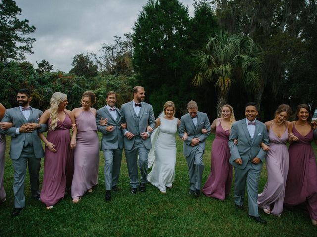 Andrew and Brittany's Wedding in Charleston, South Carolina 55