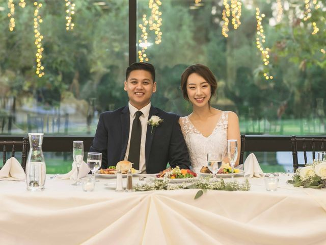The wedding of Nahyun and Kevin