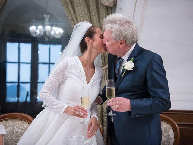 The wedding of Veronika and Mathew