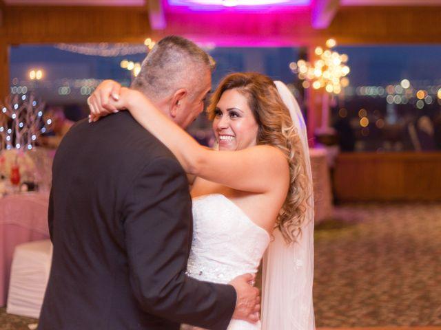 Merit and Rick's Wedding in San Bernardino, California 3