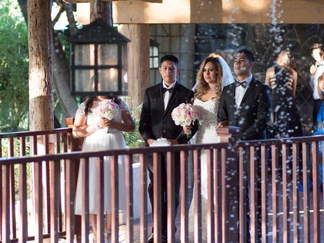 Merit and Rick's Wedding in San Bernardino, California 2