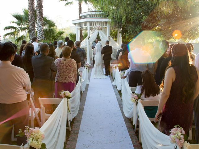 Merit and Rick's Wedding in San Bernardino, California 4