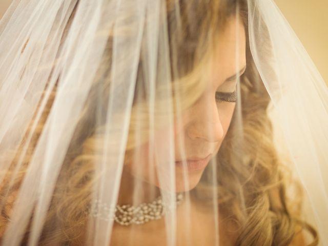 Merit and Rick's Wedding in San Bernardino, California 1