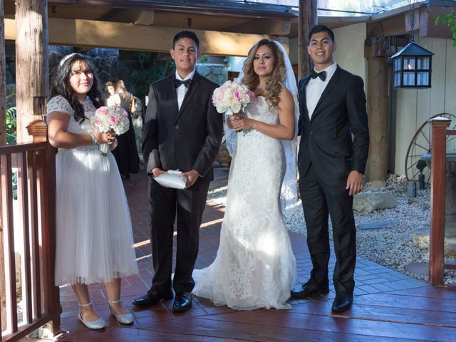 Merit and Rick's Wedding in San Bernardino, California 7