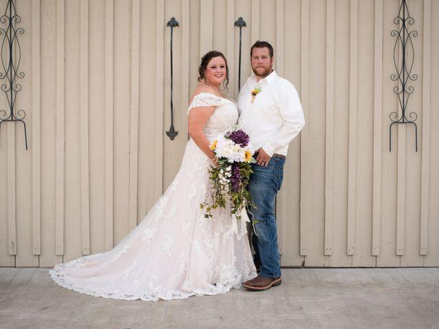 The wedding of Sasha and Kris