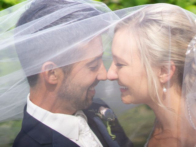 The wedding of Alexandra and Steven