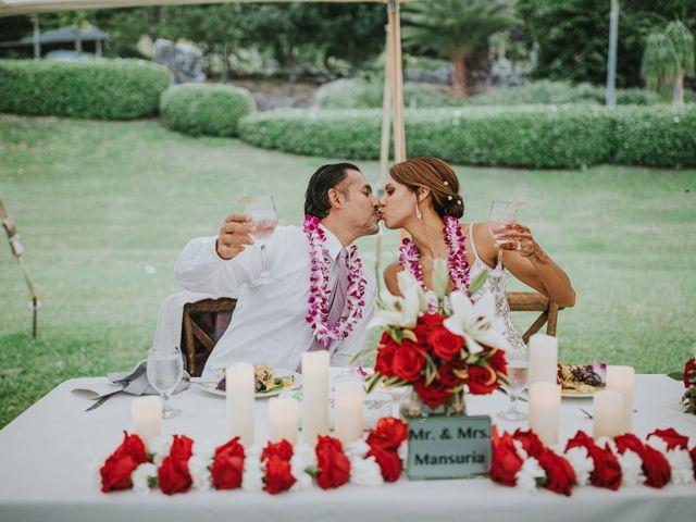 jessica and suketu's Wedding in Kaneohe, Hawaii 14