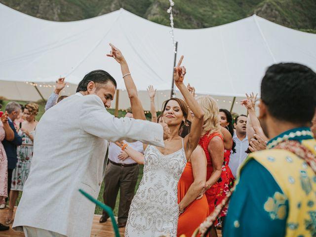 jessica and suketu's Wedding in Kaneohe, Hawaii 20