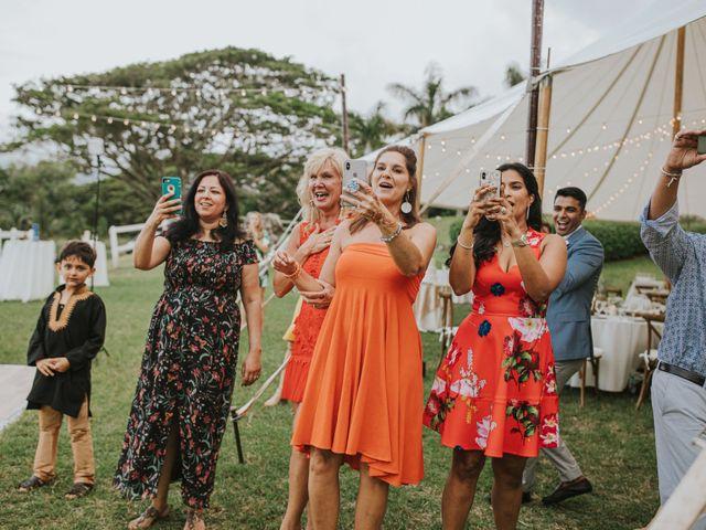 jessica and suketu's Wedding in Kaneohe, Hawaii 24