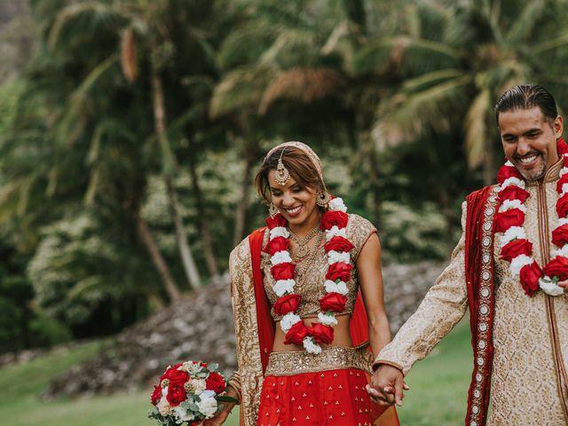 jessica and suketu's Wedding in Kaneohe, Hawaii 33