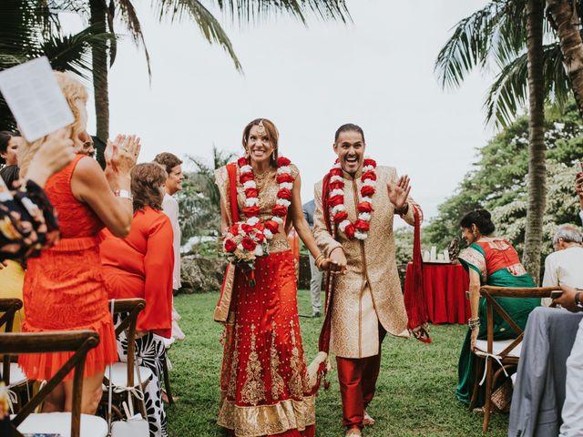 jessica and suketu's Wedding in Kaneohe, Hawaii 37