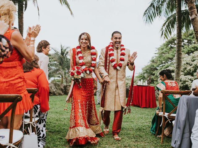 jessica and suketu's Wedding in Kaneohe, Hawaii 38