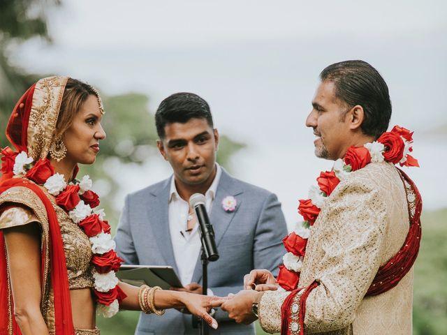 jessica and suketu's Wedding in Kaneohe, Hawaii 42