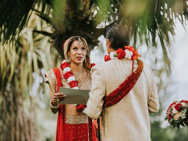 jessica and suketu's Wedding in Kaneohe, Hawaii 44