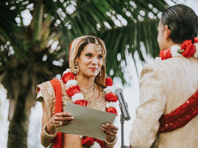 jessica and suketu's Wedding in Kaneohe, Hawaii 45