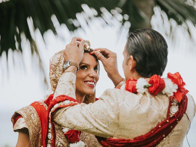 jessica and suketu's Wedding in Kaneohe, Hawaii 47