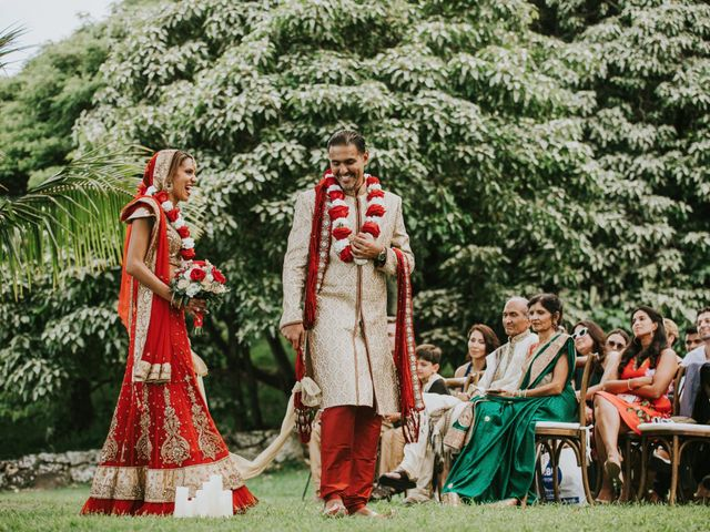 jessica and suketu's Wedding in Kaneohe, Hawaii 48