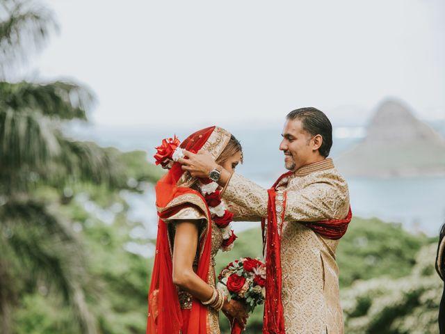jessica and suketu's Wedding in Kaneohe, Hawaii 51