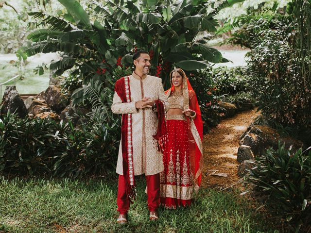 jessica and suketu's Wedding in Kaneohe, Hawaii 77
