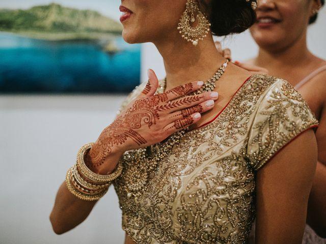 jessica and suketu's Wedding in Kaneohe, Hawaii 88