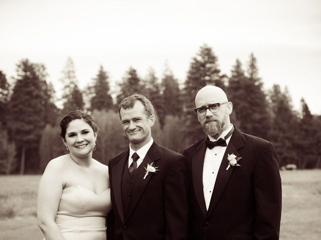 Mario and Sarah's Wedding in Sisters, Oregon 9