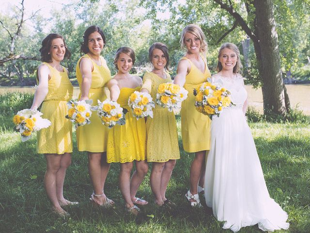 Alexa and Addison's Wedding in Waterville, Ohio 7