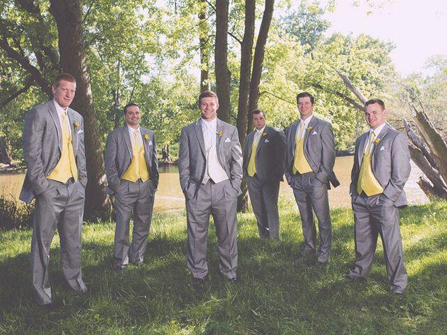 Alexa and Addison's Wedding in Waterville, Ohio 8