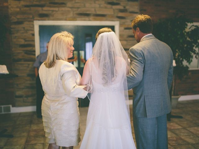 Alexa and Addison's Wedding in Waterville, Ohio 9