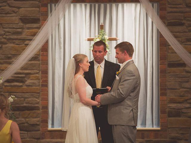 Alexa and Addison's Wedding in Waterville, Ohio 11