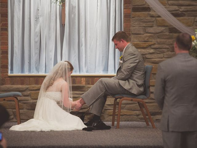 Alexa and Addison's Wedding in Waterville, Ohio 12