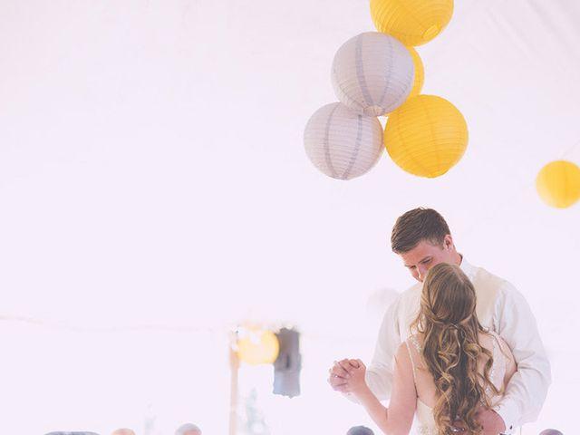 Alexa and Addison's Wedding in Waterville, Ohio 13