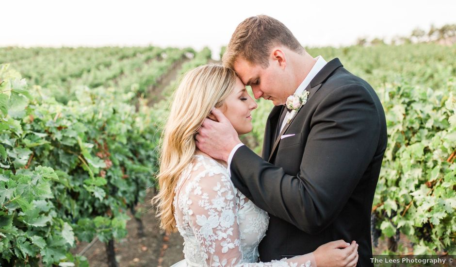 Trevor and Gabby's Wedding in Hollister, California