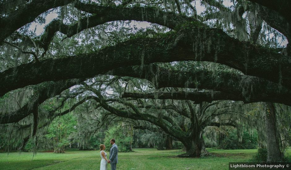 Andrew and Brittany's Wedding in Charleston, South Carolina