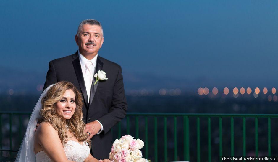 Merit and Rick's Wedding in San Bernardino, California