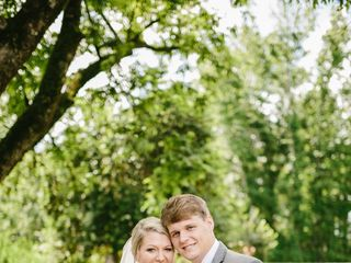 The wedding of Cody and Meagan