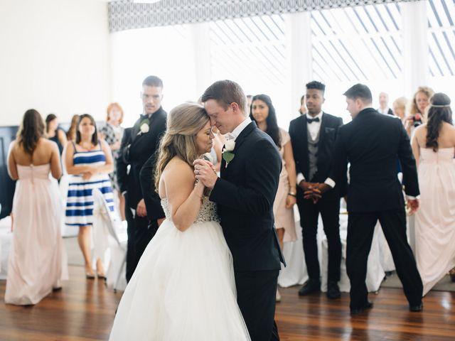Katie and Stephen's Wedding in Ocean City, New Jersey 21
